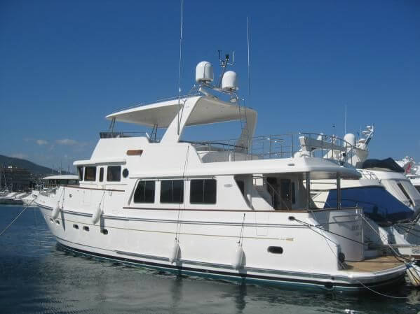 Sold, the Selene Trawler 62 « MY Brave Lady »