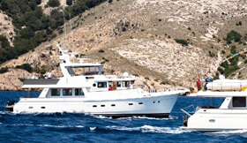 Press impressed by Selene Yachts Rendez-Vous