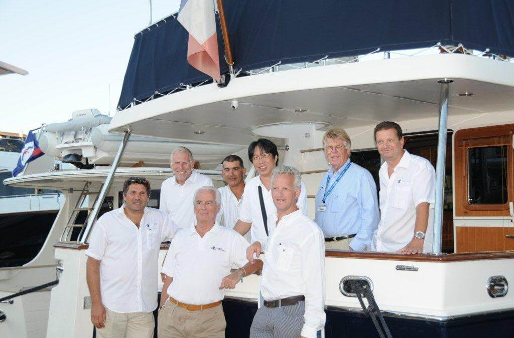 Successful Cannes Yacht Show 2012